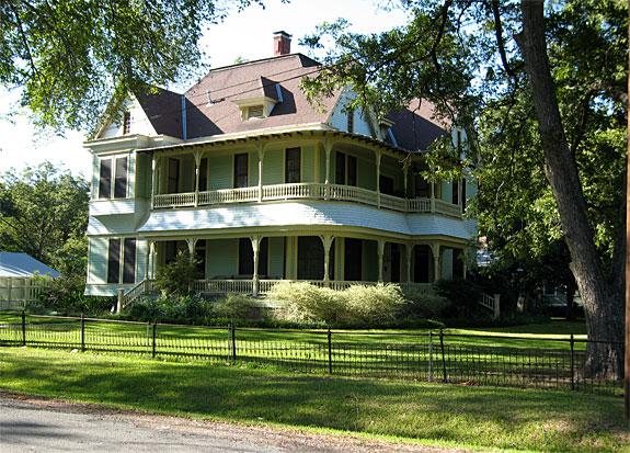 H P Luckett House