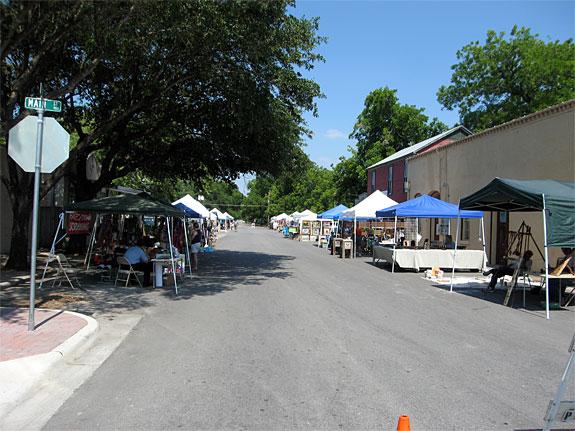 Pine Street Market special events in bastrop, texas - pine street market days