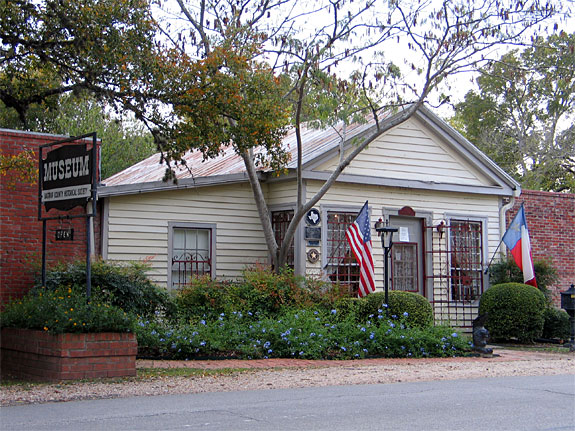 Photos Of The Bastrop County Historical Society Museum In
