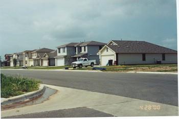 Riverside grove progress and challenges bastrop texas for Home builders bastrop tx